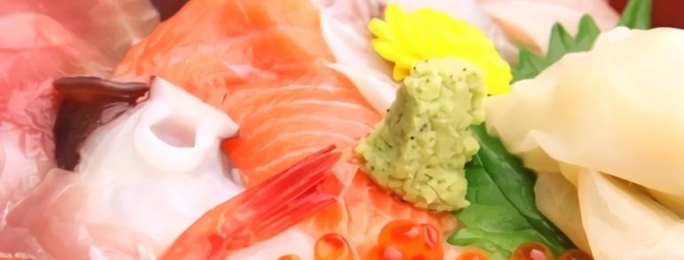 お食事 海鮮丼