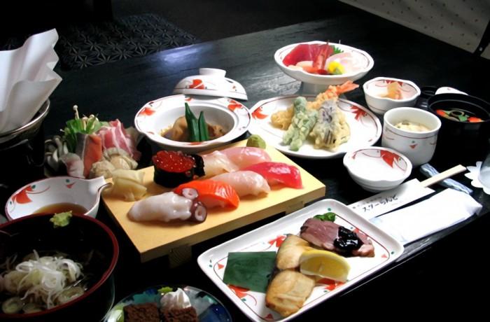 お食事 会席料理(例)