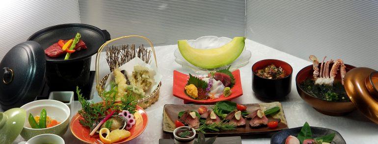 【宴会料理リニューアル】秋・冬向け会席料理