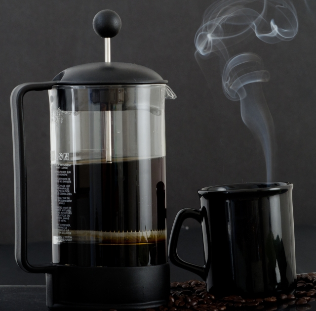 コーヒー飲みたい