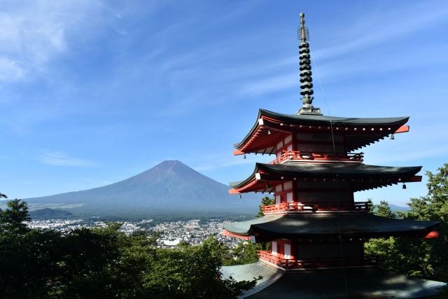 【ホテルスタッフがこっそり教える富士山方面へのルート10選】こちら山梨県東部富士五湖地方都留市へようこそ!